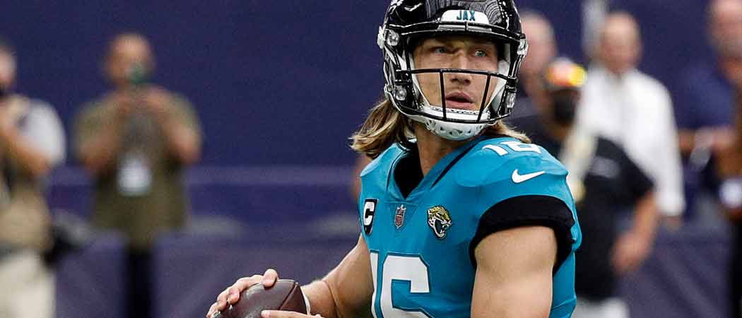 Trevor Lawrence Struggles In Debut With Jaguars In Loss To Texans