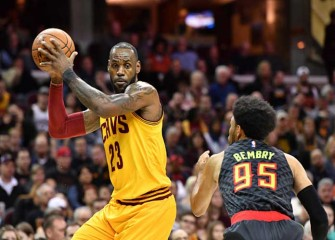 LeBron James, Cavaliers Slam Officials After Blowing 26-Point Lead In 126-125 OT Loss To Hawks