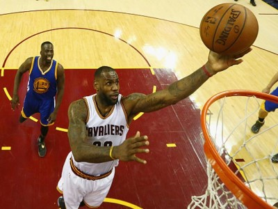 LeBron James Passes Shaq For Seventh In NBA Scoring With 28,597th Career Point In Cavs' Loss To Bulls