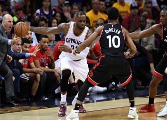 Cavaliers Beat Raptors 116-78 In Game 5, Take Series Lead