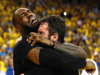 Cavaliers Beat Warriors 93-89 In Game 7 For First NBA Title
