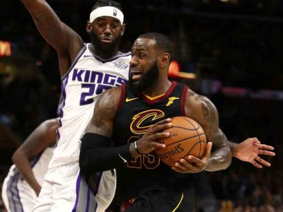 Cavaliers Tie Franchise Record With 13th Straight Victory, 101-95 Win Vs. Kings [VIDEO]