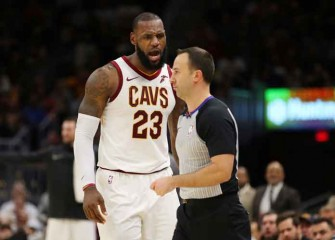 LeBron James Ejected For First Time Ever In Cavs' Win Vs. Heat [VIDEO]