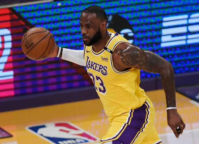 LeBron James Fuels Up After Being Snubbed In Survey For Best NBA Player