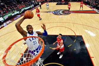 West Defeats East 196-173 In Record-Setting NBA All-Star Game