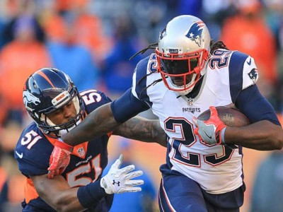 LeGarrette Blount, Giants Have Mutual Interest In Deal