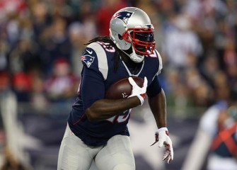 RB LeGarrette Blount Reportedly Re-Signs With Patriots