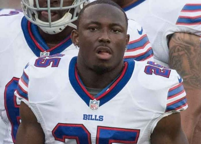 Bills' LeSean McCoy Denies Involvement In Alleged Home Invasion, Assault Of Ex-Girlfriend