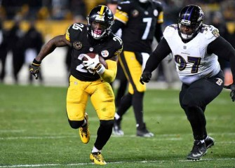 Steelers Use Exclusive Franchise Tag On Le'Veon Bell