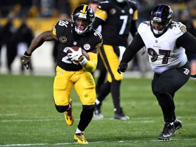 Steelers Clinch AFC North, Dedicate Win Vs. Ravens To Injured LB Ryan Shazier