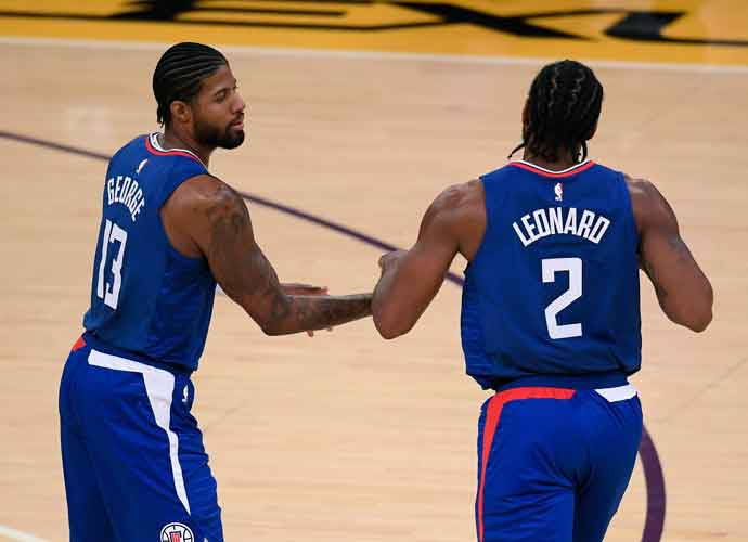 Clippers Come Up Big, Tie Series With Jazz