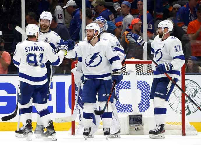 Lightning Strike Again, Take 2-1 Series Lead Over Islanders