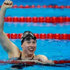 OPINION: Lilly King Shouldn't Feel Ways Towards Yulia Efimova, She Should Be Angry With IOC