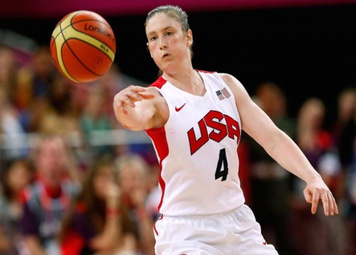 Lindsay Whalen, US Women's Olympic Basketball Star, Explains Her Training Routine