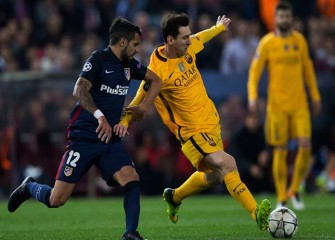 Atletico Madrid Eliminate Barcelona From Champions League