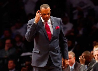 Brooklyn Nets Fire Head Coach Lionel Hollins And GM Billy King
