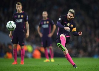 Manchester City Deny Talk Of Tunnel Squabble With Lionel Messi After 3-1 Win Vs Barcelona