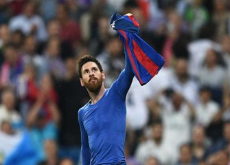 Lionel Messi Signs Four-Year Extension With Barcelona