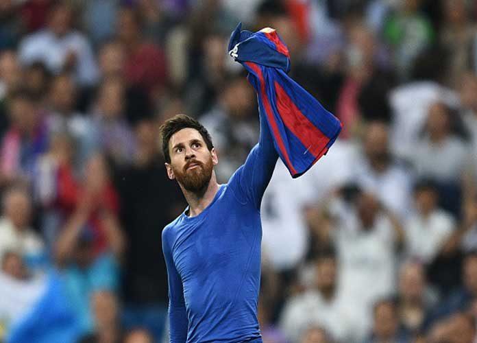 Lionel Messi, Christiano Ronaldo & Virgil Van Dijk Named Finalists For UEFA Men's Player Of The Year Award