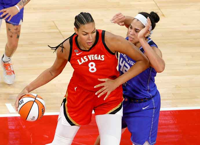 WNBA All-Star Liz Cambage Deals With Deragatory Comments