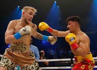 Jake Paul Stops AnEsonGib In First Round Of YouTuber Boxing Match [Video]