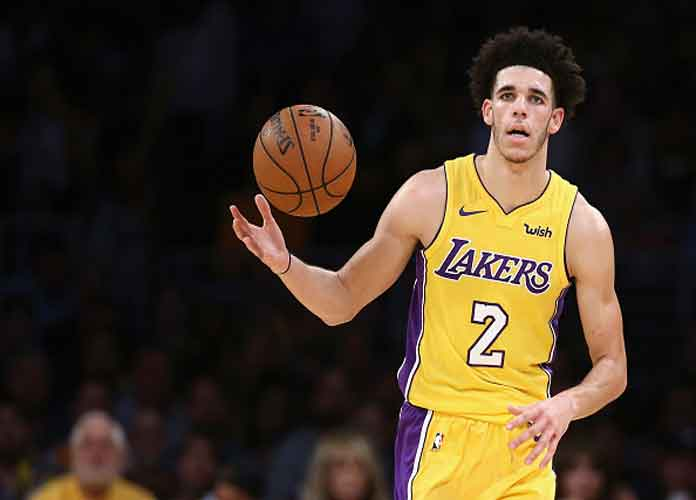 L.A. Lakers' Lonzo Ball To Miss Crucial Playoff Push
