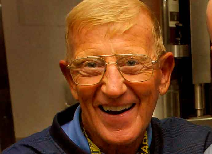Lou Holtz, Prominent Trump Supporter, Awarded Presidential Medal Of Freedom