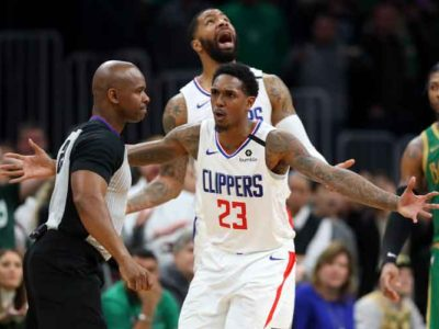 Clippers Fall To Celtics In Double Overtime 141-133 After 'Big No Call,' Paul George Exits With Hamstring Injury