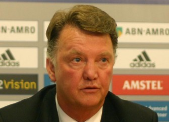 Manager Louis Van Gaal Reportedly Fired By Manchester United