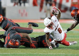 Louisville Players Cite Lack Of Focus As Reason For Rough, 36-10 Loss To Houston Cougars