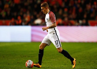 Barcelona Sign PSG Defender Lucas Digne For £13.8M On Five-Year Deal