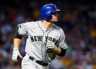 Mets' Lucas Duda Traded To Rays For Minor League Reliever Drew Smith
