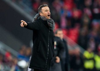 Barcelona Manager Luis Enrique Says He 'Didn't See' Cristiano Ronaldo Win FIFA Best Player Award