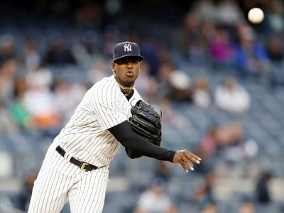 MLB Highlights: Luis Severino Shines But Yankees Fall To White Sox 4-1 To Snap Eight-Game Win Streak; Phillies Beat Mets 6-2