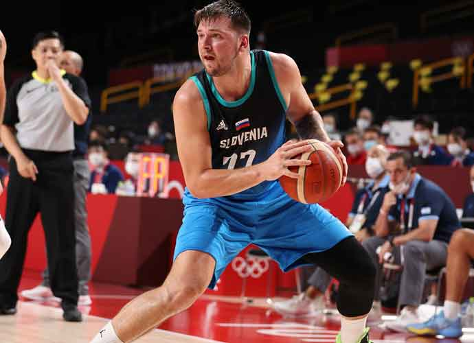 Luka Doncic Scores 48 Points In Slovenia's Victory