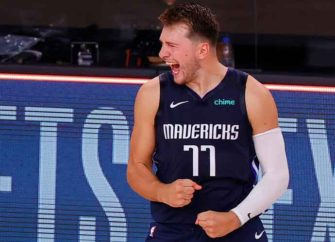 WATCH: Luka Doncic Hit Game Winner For Mavericks Against Clippers
