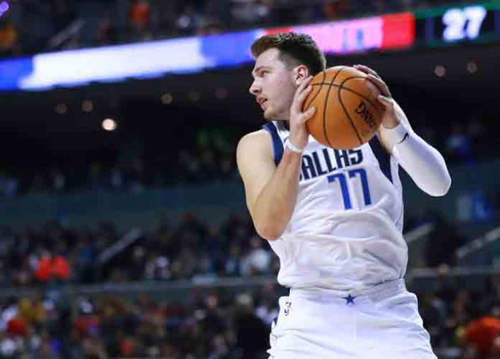 Luka Doncic Injury Update: Star 'Responding Well To Treatment' For Ankle Sprain, Says Mavs Coach Rick Carlisle