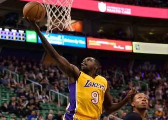 Lakers' Luol Deng Seeking Buyout Or Trade