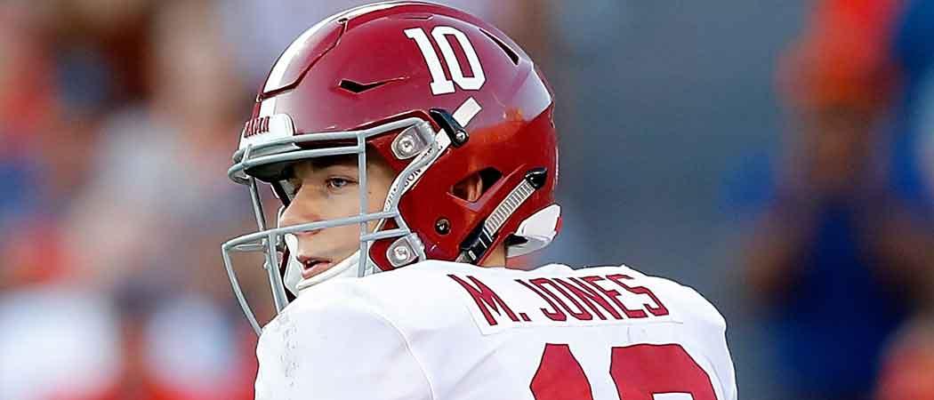 New England Patriots Draft QB Mac Jones, Begin Post-Brady Era