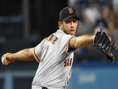 Madison Bumgarner Signs 5-Year, $85 Million Deal With Diamondbacks