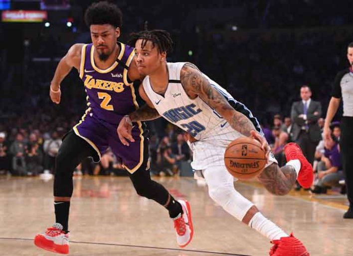 Markelle Fultz Leads Orlando Magic To Close Win Over Los Angeles Lakers
