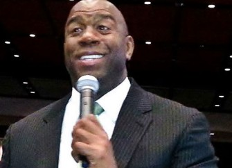 Magic Johnson, Lakers' New President Of Basketball Operations: 'I'm Here For The Long Haul'