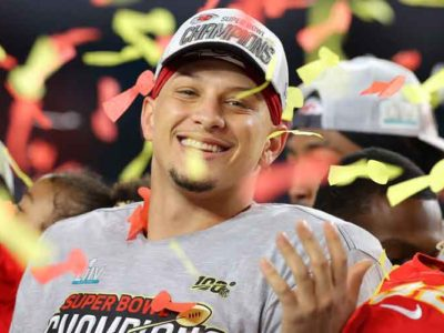 Patrick Mahomes Childhood Dream Becomes A Reality With A Trip To Disney World