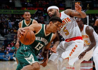 Watch: Bucks Rookie Malcolm Brogdon Dunks On Kyrie Irving And LeBron James In OT Loss To Cavs