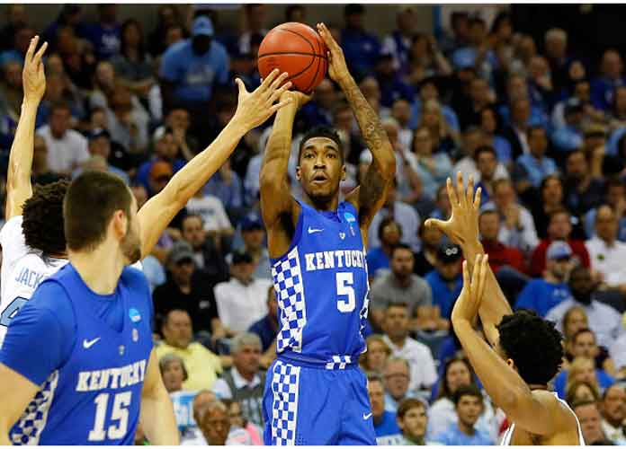 NCAA Tournament 2018 Sweet 16 Preview, Kentucky Vs. Kansas State: (March 22) Game Time Start, TV Channel Info