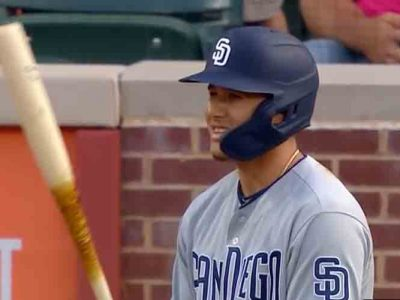 Padres' Manny Machado Welcomed Back To Baltimore With Cheers [VIDEO]