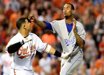 MLB Announces Suspensions for Manny Machado, Yordano Ventura