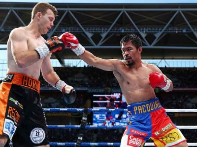 Manny Pacquiao Will Fight Lucas Matthysse In July 14 Welterweight Title Fight In Malaysia
