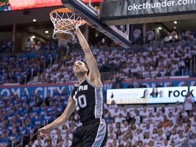 Manu Ginobili Finalizing Deal To Return For 16th Season With Spurs
