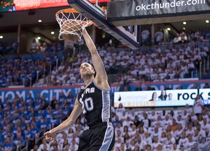 Spurs' Manu Ginobili, 41, Retires After 16 Seasons; NBA Figures And Fans React